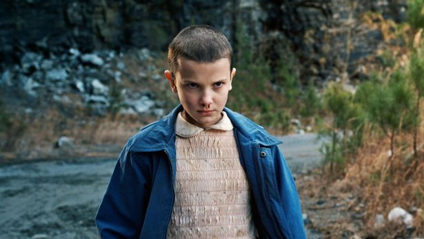 Eleven-Stranger-Things-Millie-B-Brown